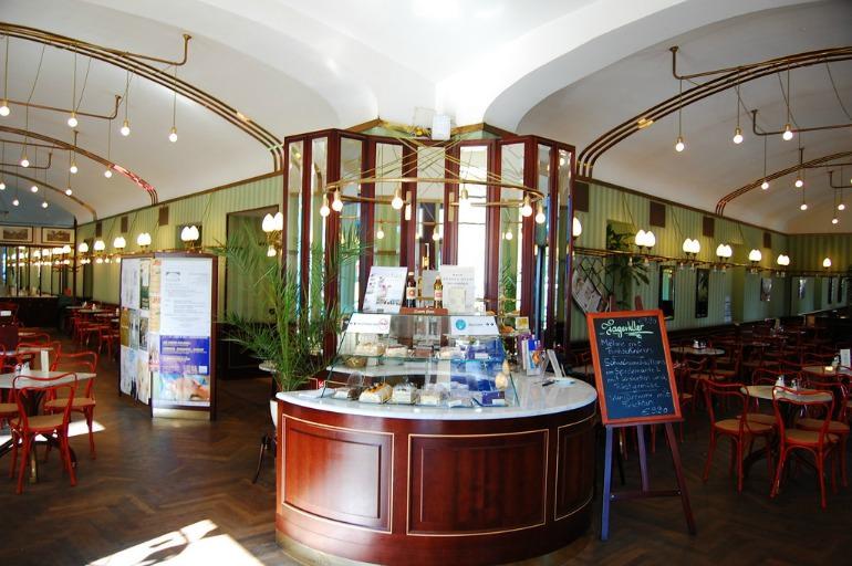 Café Museum Interni