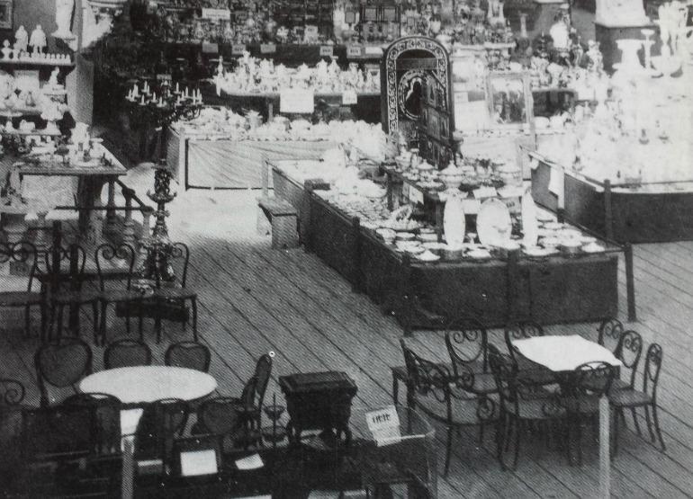 Mostra Monaco 1854