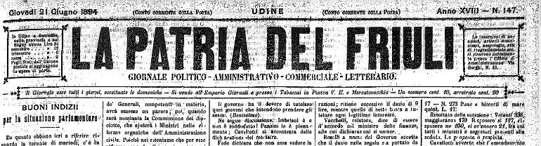 La Patria del Friuli