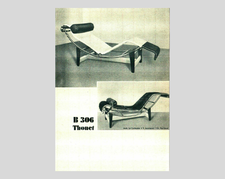 Thonet Catalogue 1930-1931