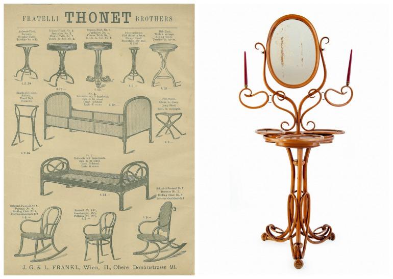 Thonet Catalogo 1879