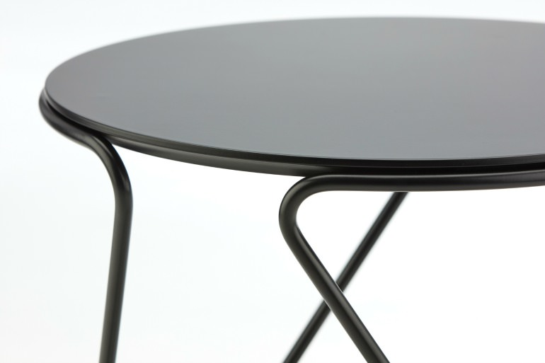 Thonet side table S 18 - dettaglio