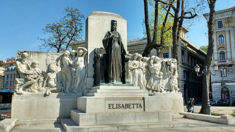 Trieste Elisabetta detta Sissi