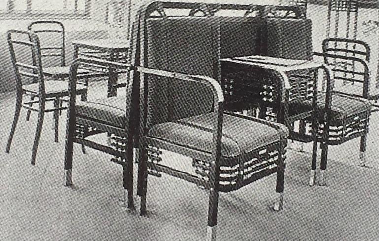 Das Interieur 1905