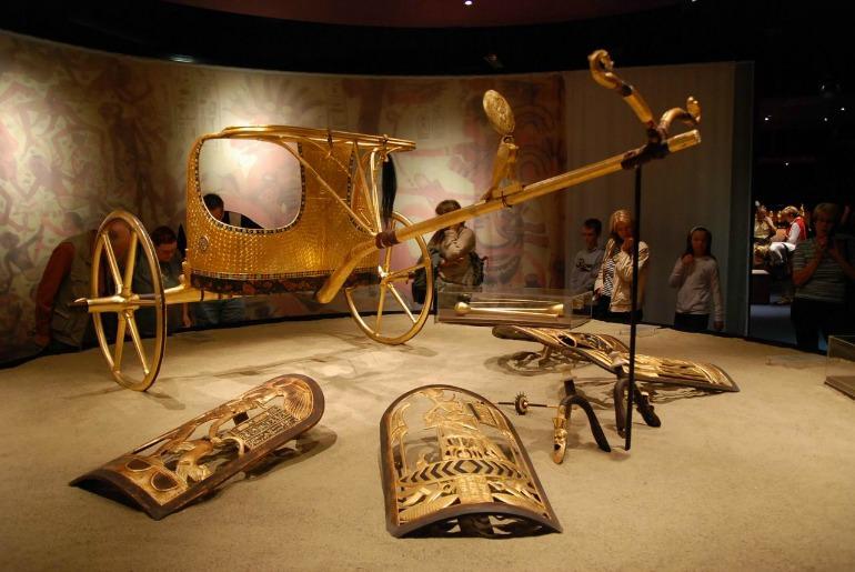 Carro Tutankhamon