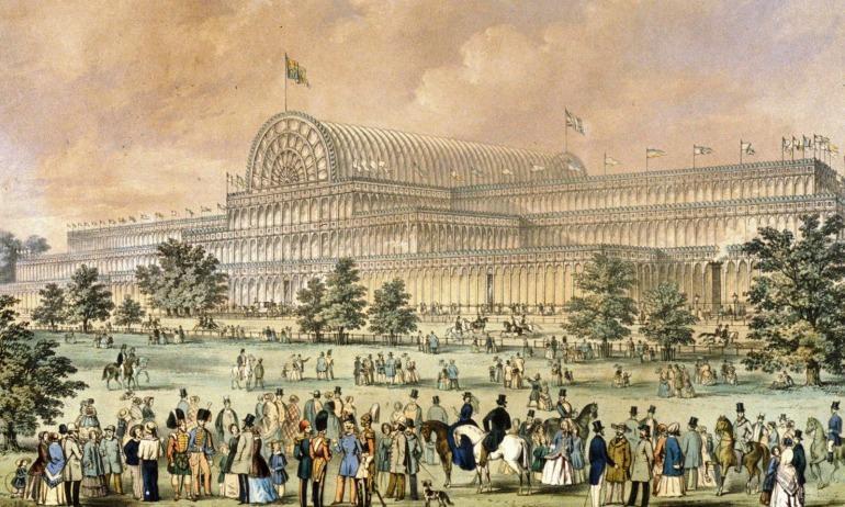 Londra crystal-palace-exterior