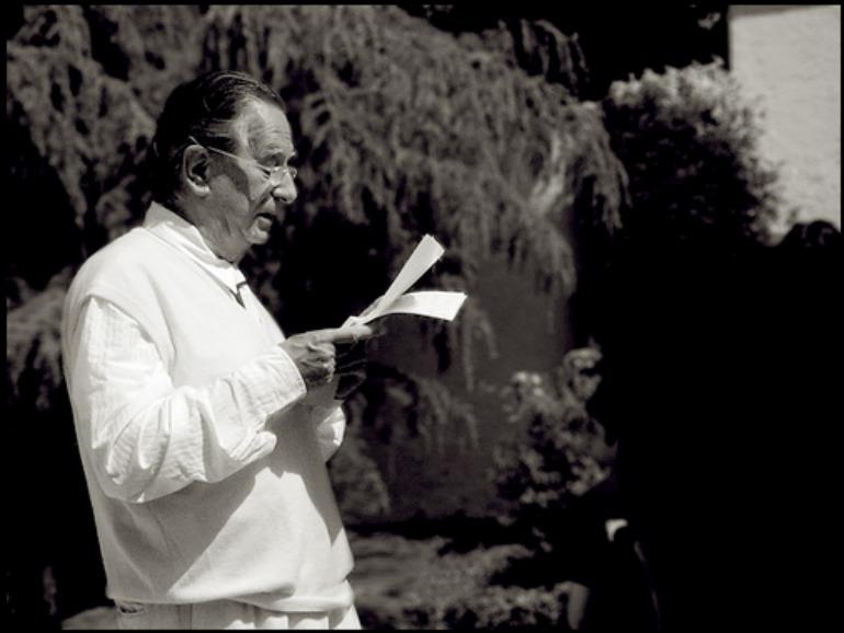 Paolo Portoghesi insegna