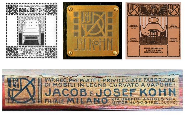 Il marchio della J&J Kohn
