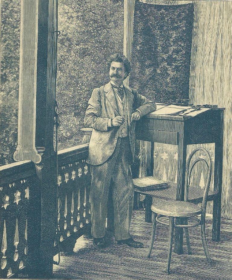 Giacomo Puccini 1899
