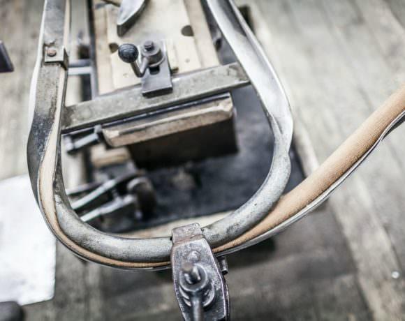 Piegatura del legno by TON