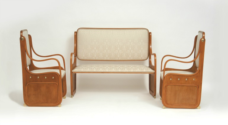 Koloman Moser Kohn furniture group