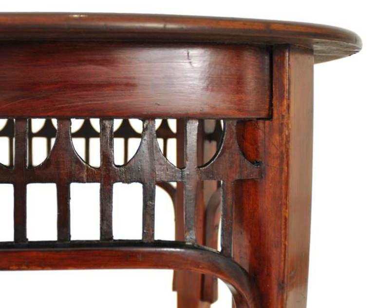particolare tavolino Kohn 732