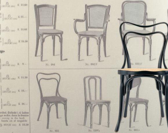 La sedia di Adolf Loos