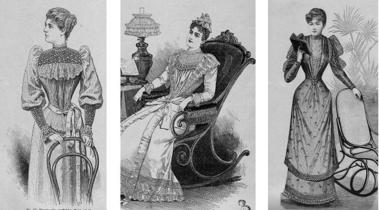 Donne e stile Thonet