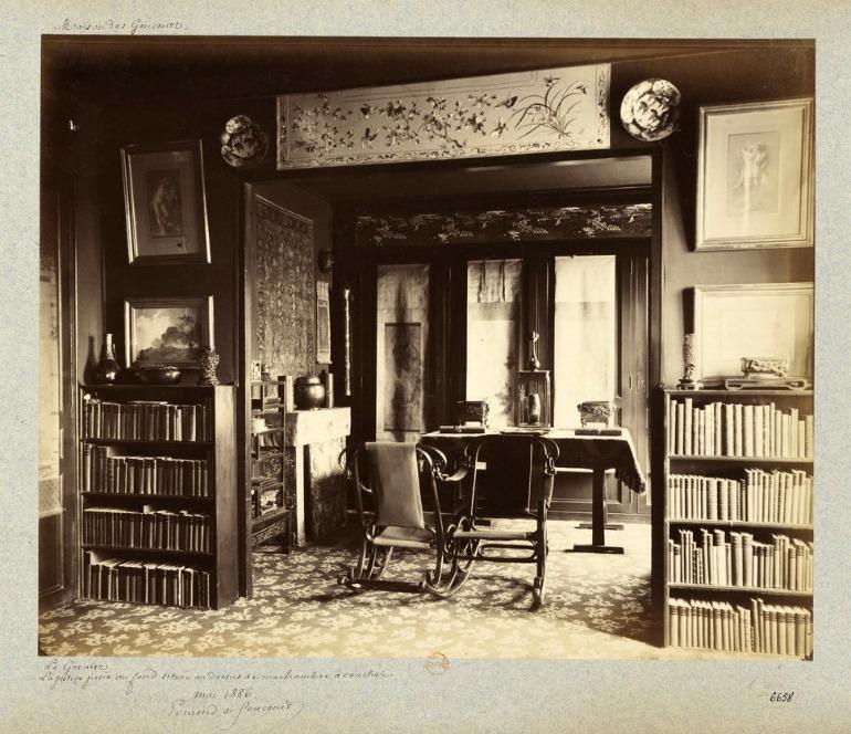 Maison Edmond de Goncourt