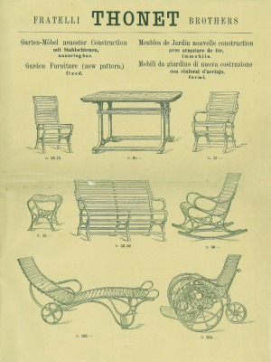 Catalogo Thonet