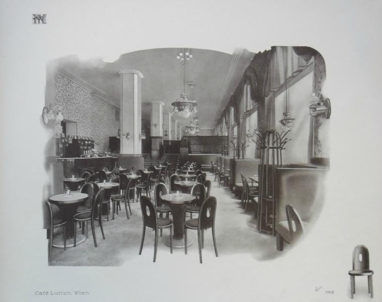 Cafè Lurion a Vienna