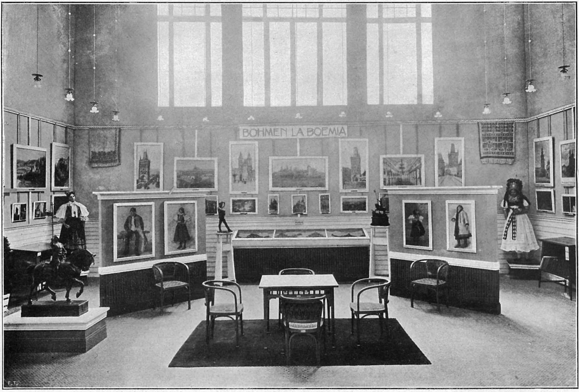 Esposizione di milano 1906 legno curvato for Esposizione design milano