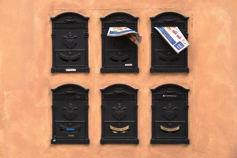 Casella della posta