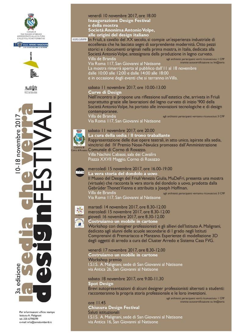 Design Festival 2017