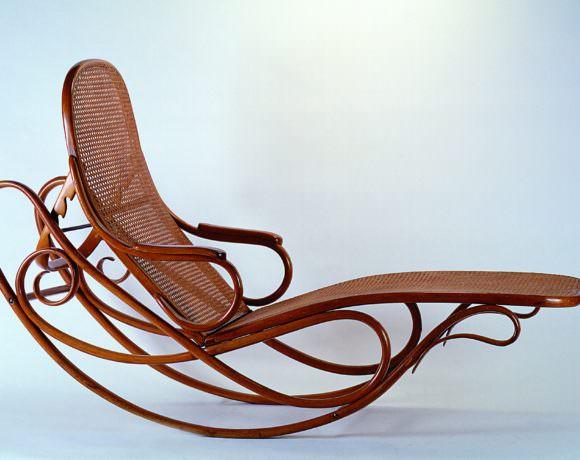 La chaise longue Thonet n.7500_1