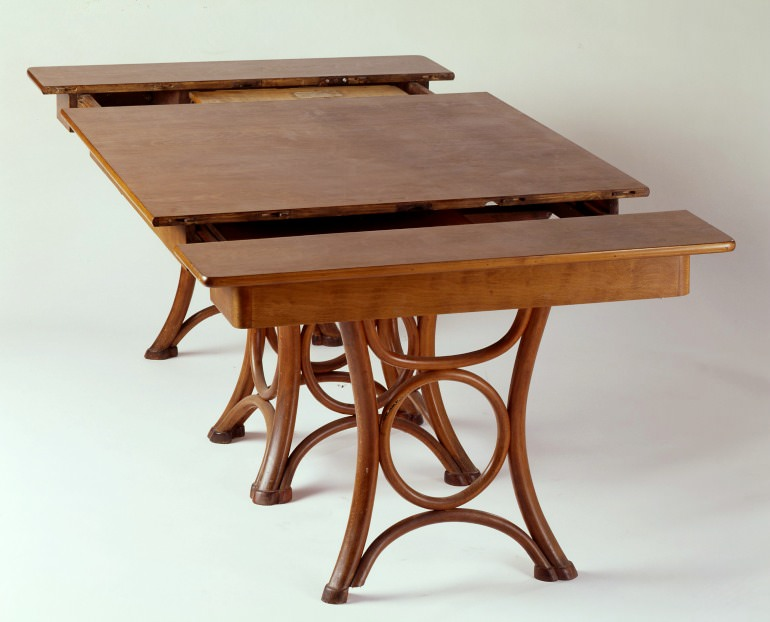 tavolo allungabile Thonet n. 1