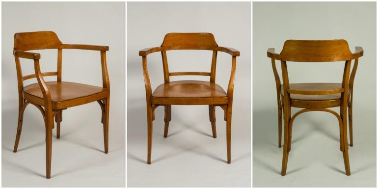 Kohn-armchair-714/A