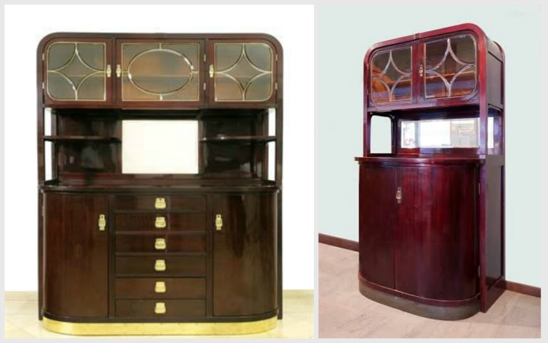 Cabinet Thonet new