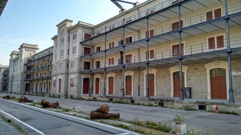 Porto Vecchio - Trieste
