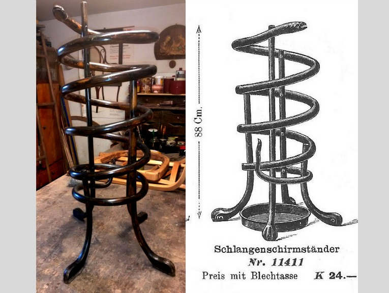 Thonet serpente