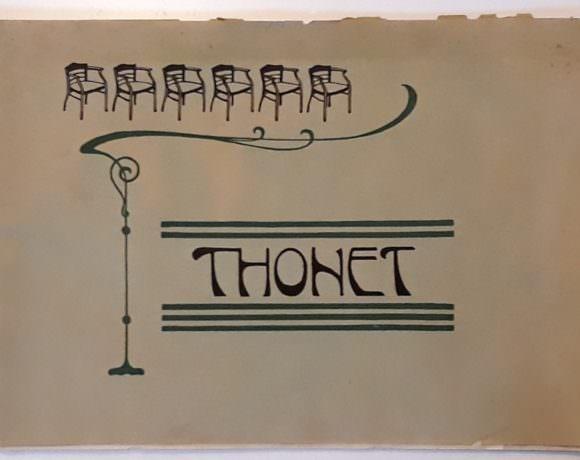 Estratto dal catalogo Thonet