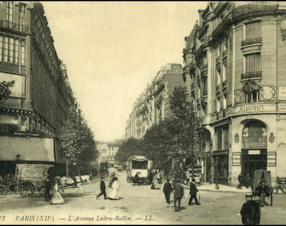 Negozio Kohn a Parigi