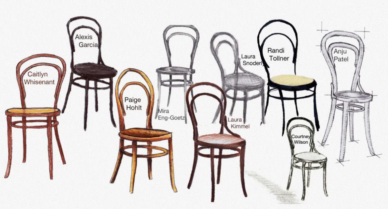 La sedia Thonet modello n. 14