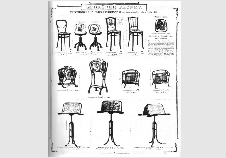Thonet pagina catalogo