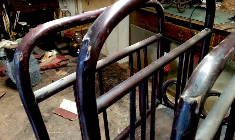 Thonet restauro: angoli