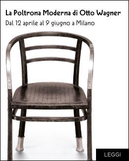 Mostra Milano La Poltrona Moderna Otto Wagner