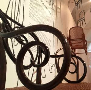 Poltrona Moderna Otto Wagner
