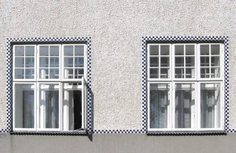 Sanatoriun Purkesdorf facciata
