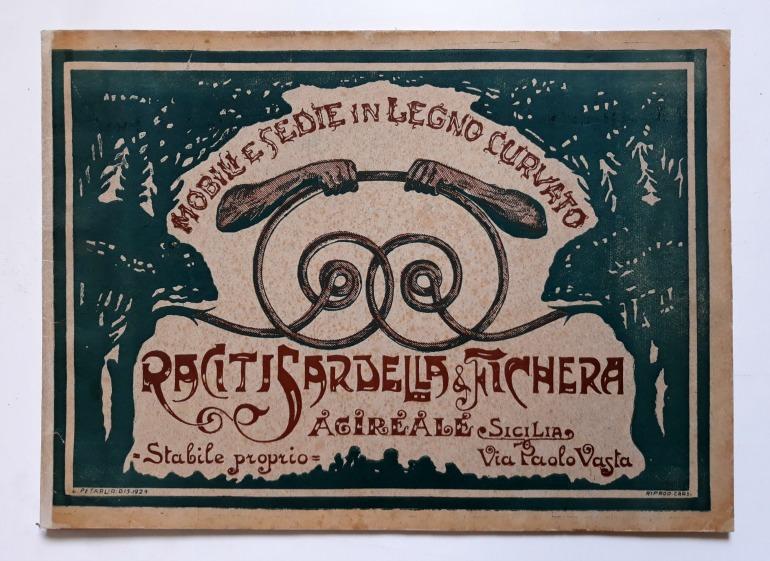 Catalogo della Sardella 1929