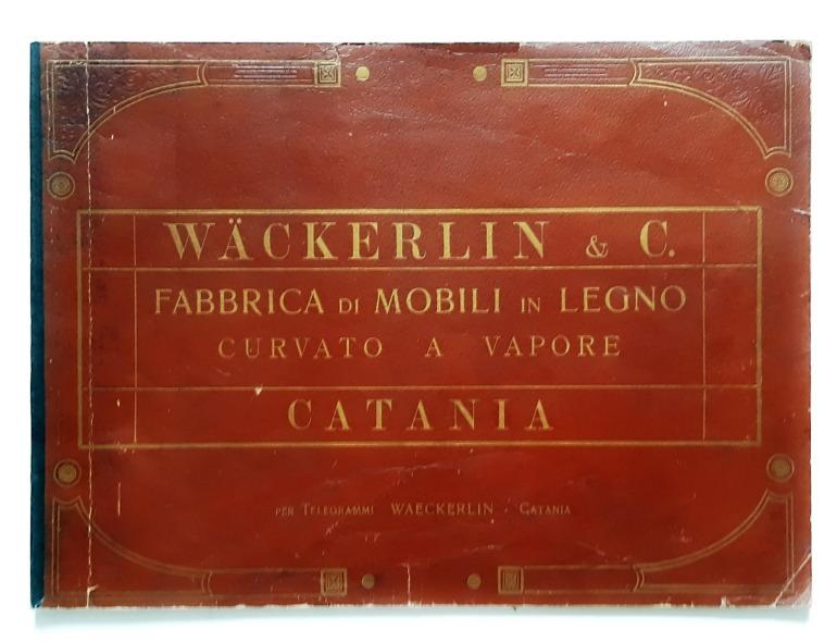 Catalogo della Wackerlin