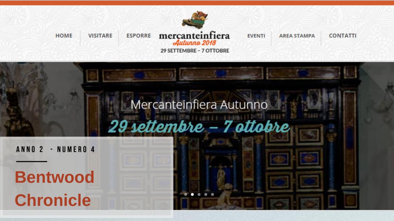 Parma Mercanteinfiera Autunno 2018