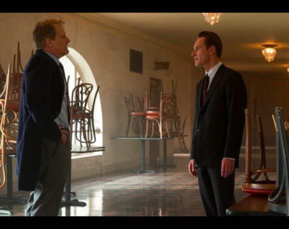 Film Steve Jobs con Michael Fassbender e le sedie Thonet