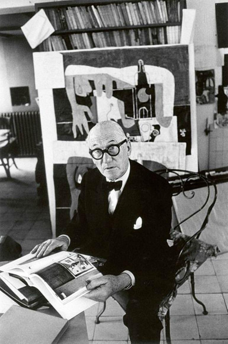 Thonet e Le Corbusier