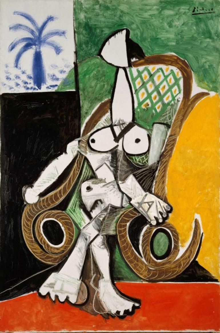 Picasso ritratto