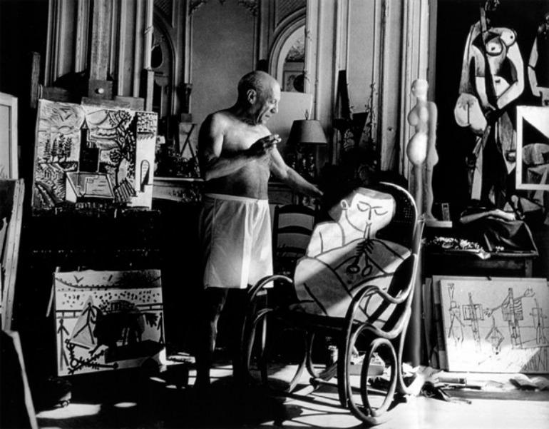Picasso dondolo