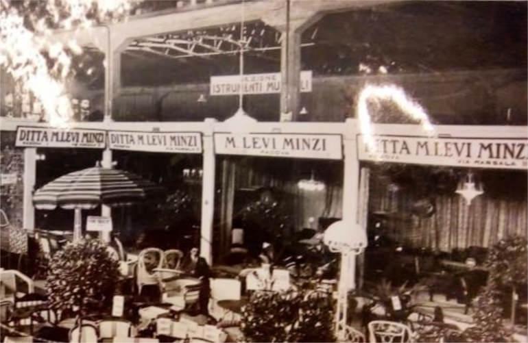 Ditta-Moisè-Levi-Minzi-Fiera-Padova-1933