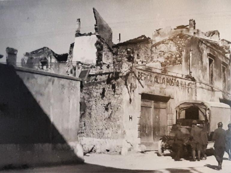 Udine distrutta I Guerra Mondiale