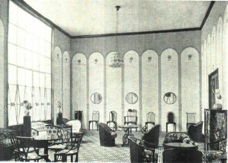 Hoffmann Koln 1914