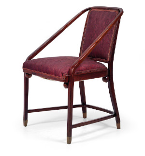 Dorotheum-Vienna-Kohn-armchair-model-725