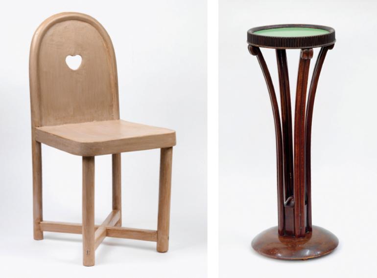 Dorotheum-Vienna-Thonet-chair-flower-stand-Otto-Prutscher